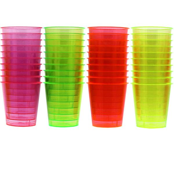 30 Party Shot Glasses