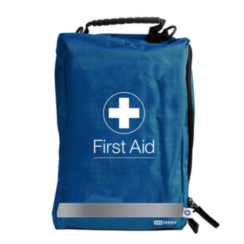 First Aid Bag NO CONTENTS Dark Blue