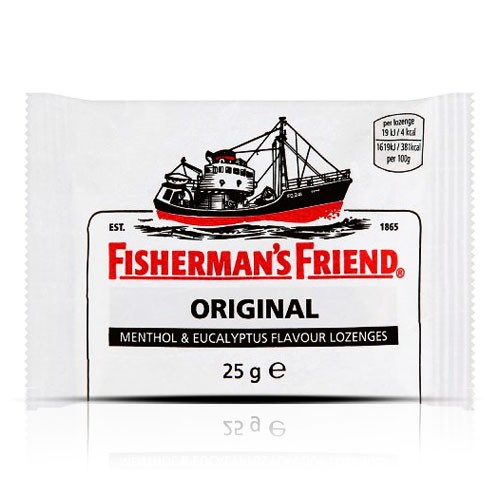 Fisherman's Friend Original Flavour Lozenges 25g