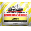 Fisherman's Friend Lemon Flavour Lozenges 25g