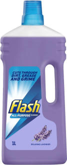 FLASH ALL-PURPOSE CLEANER RELAXING LAVENDER 1L