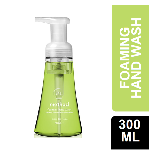 Method Foaming Hand Soap Green Tea 300ml