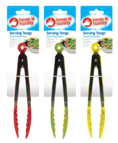Food Serving Kitchen Tongs