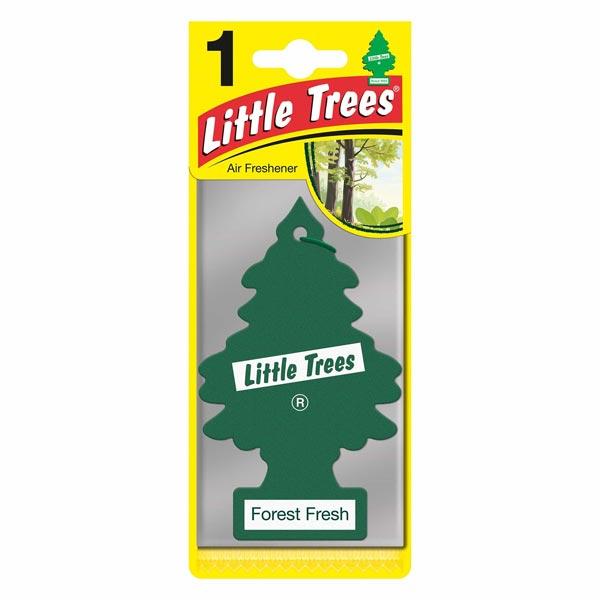Little Trees Car Air Freshener Forest Fresh