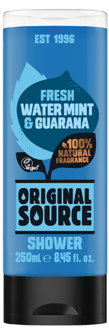Original Source Fresh Water Mint & Guarana 250ml