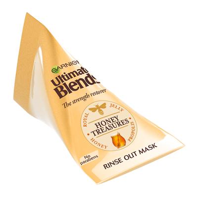 Garnier ultimate Blends Honey Blends Intense Care For Damaged Hair 20ml