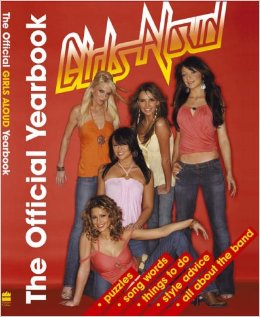 Girls Aloud The Official Year Book 2005
