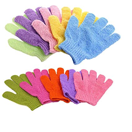 Me Time Exfoliating Gloves