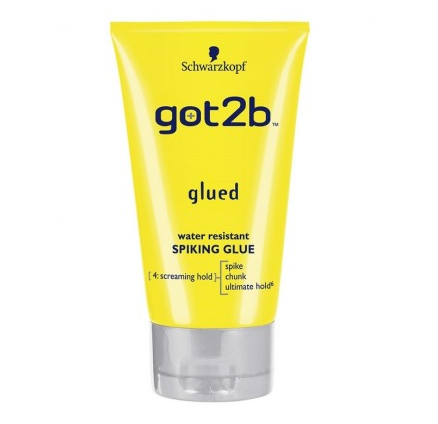 Schwarzkopf Got2B Glued Water Resistant Spiking Glue 150ml