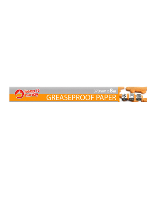 Keep it Handy Grease Proof Paper 370mm x 8m
