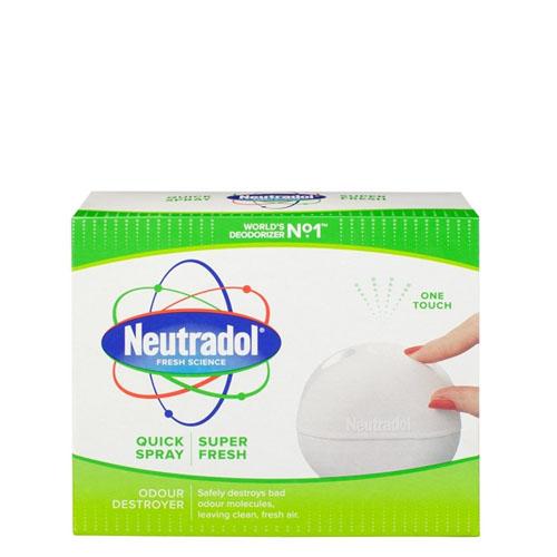 Neutradol One Touch Odour Destroyer Super Fresh