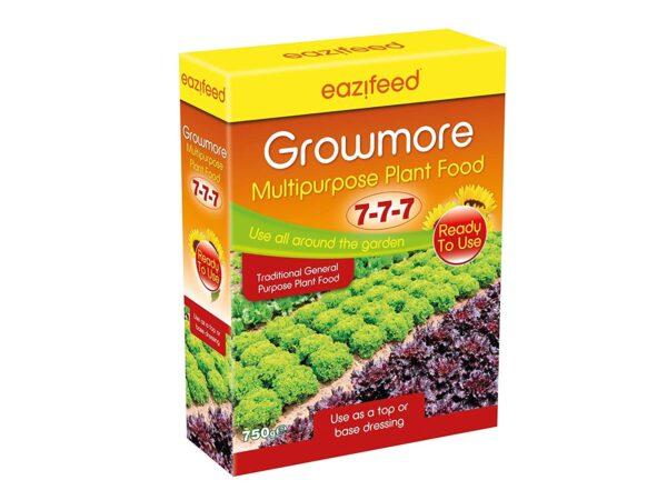 EAZIFEED GROWMORE MULTIPURPOSE PLANT FOOD 750G