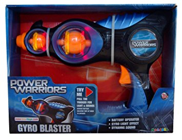Power Warriors Gyro Blaster