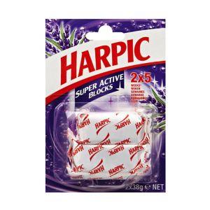 Harpic lavender Gardens toilet block refill