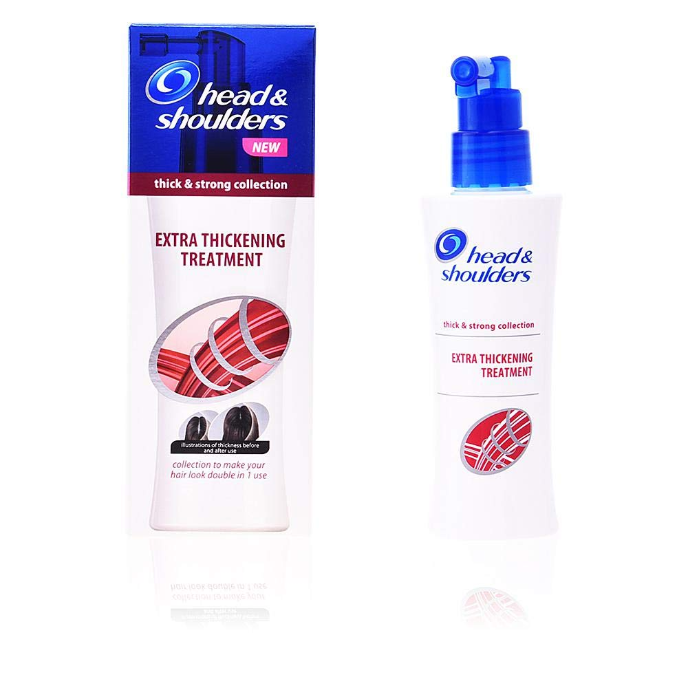 Head and Shoulders Thick and Strong Thickening Treatment 125 ml