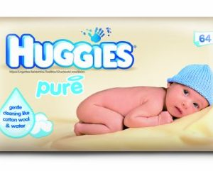 HUGGIES BABY WIPES 56S