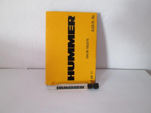 Hummer Eau De Toilette 1ml