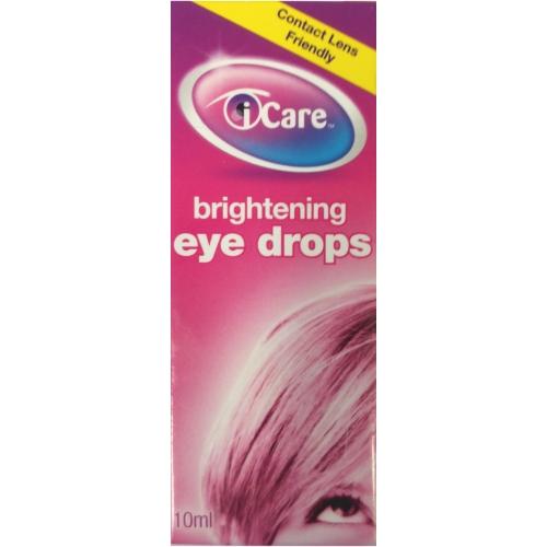 iCare Brightening Eye Drops 10ml