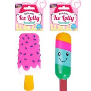 Ice Lolly Parlour Dog Toys