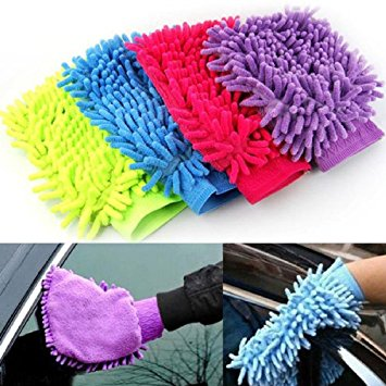 MICROFIBRE MAGIC MITT