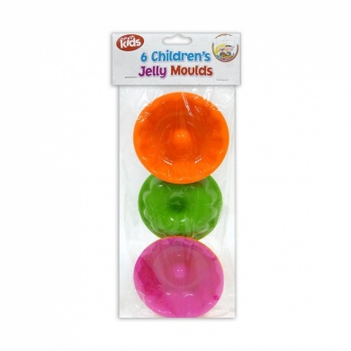 we can cook 6 childrens jelly moulds.
