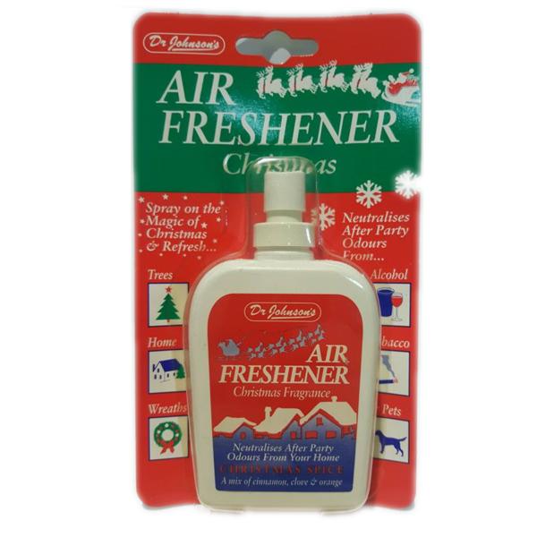 Dr Johnson's Air Freshener Christmas Fragrance 100ml