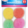 Keep it handy Kitchen Scourer Pads 5 pack