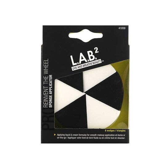 LAB2 Reinvent The Wheel Sponge Applicator