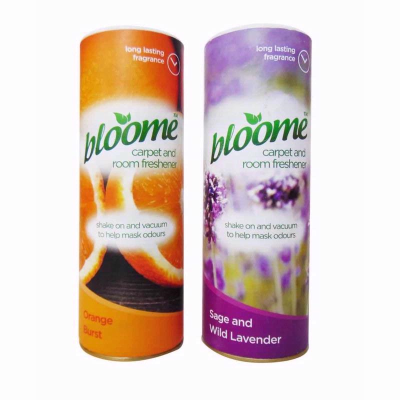 Bloome CARPET AND ROOM Freshener SAGE AND WILD LAVENDER 650g