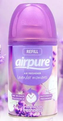 AirPure Refill Air Freshener Lavender Moments 250ml