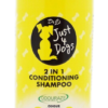 Dr J's Just 4 Dogs 2 in 1 Soothing Shampoo Lemon Drizzle 500ml