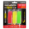 Everlights (With a Led Torch Lighters 3pk )
