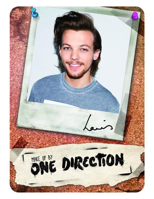 One Direction Make Up Tin Louis