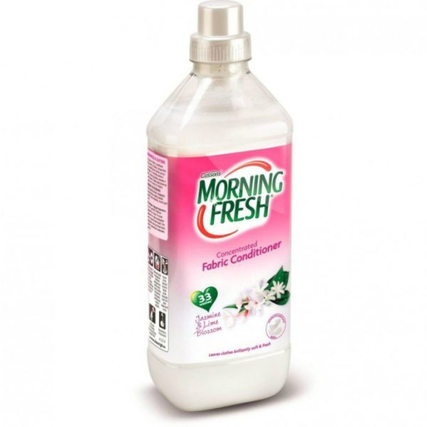 Morning Fresh Contracted Fabric Conditioner Jasmine & Lime Blossom 33 Washes