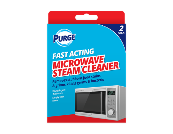 Microwave Steam Cleaner - 2 Pack