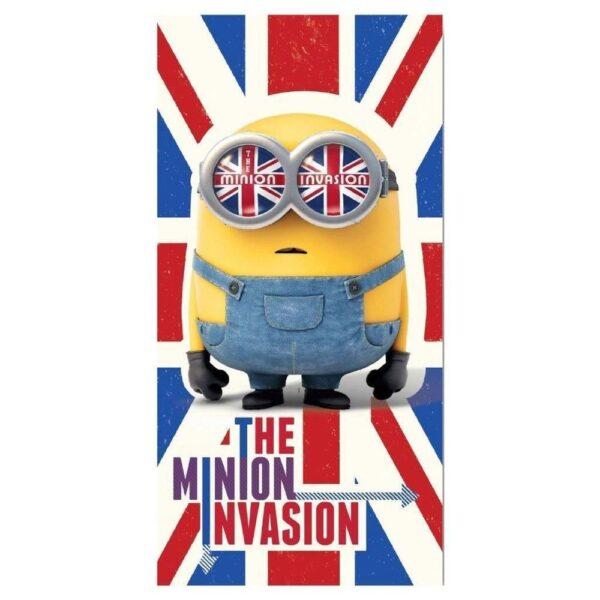 Minions Invasion Towel