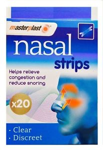 Masterplast Nasal Strips x20