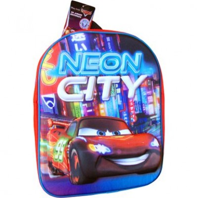 Neon City 3D Back pack