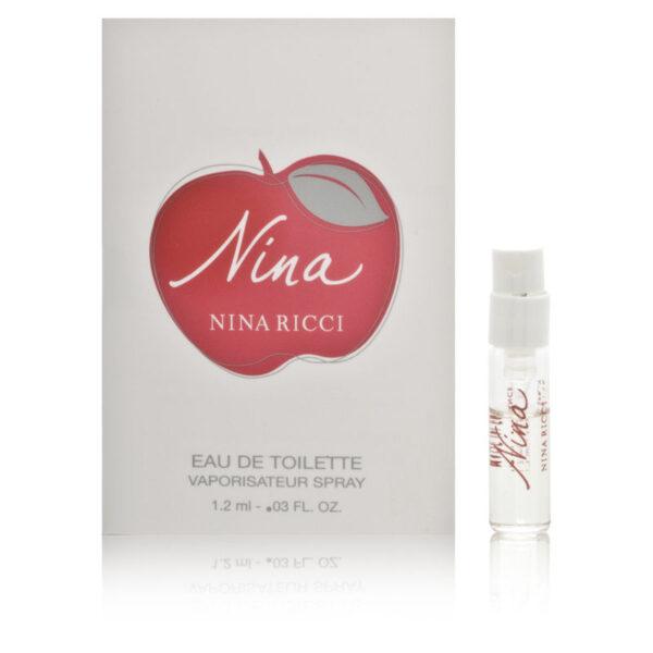Nina Ricci Eau De Toilette Vaporisateur Spray 1.2ml