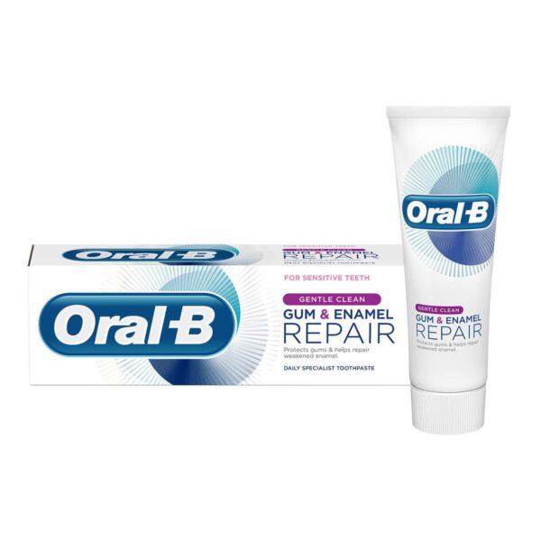 Oral-B Gum & Enamel Repair Gentle Clean Toothpaste 75ml