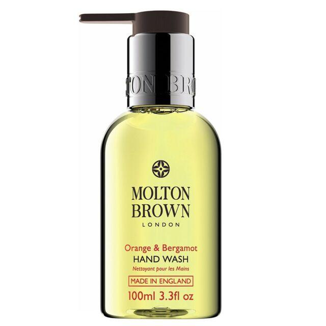 Molton Brown Orange & Bergamot Hand Wash 100ml