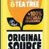 Original Source Zesty Lemon & Tea Tree Shower 250ml