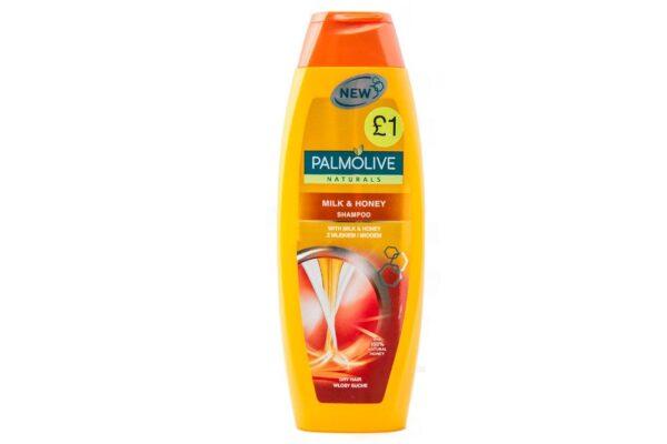 Palmolive Milk & Honey Shampoo 350ml