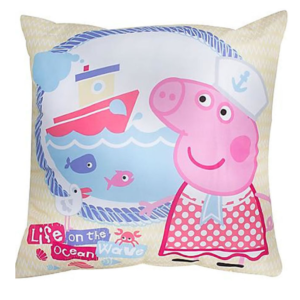 Peppa Pig Square Cushion