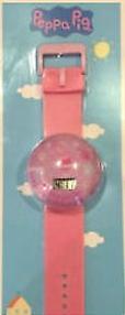 Peppa Pig 3D Bubble Watch