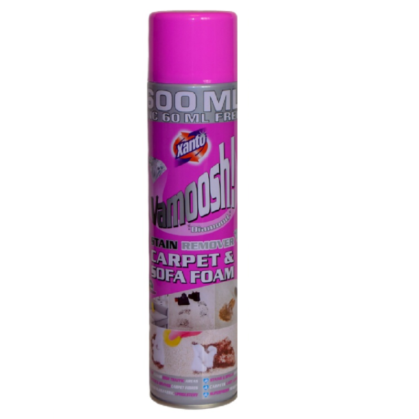 xanto carpet & sofa Foam stain remover Vamoosh