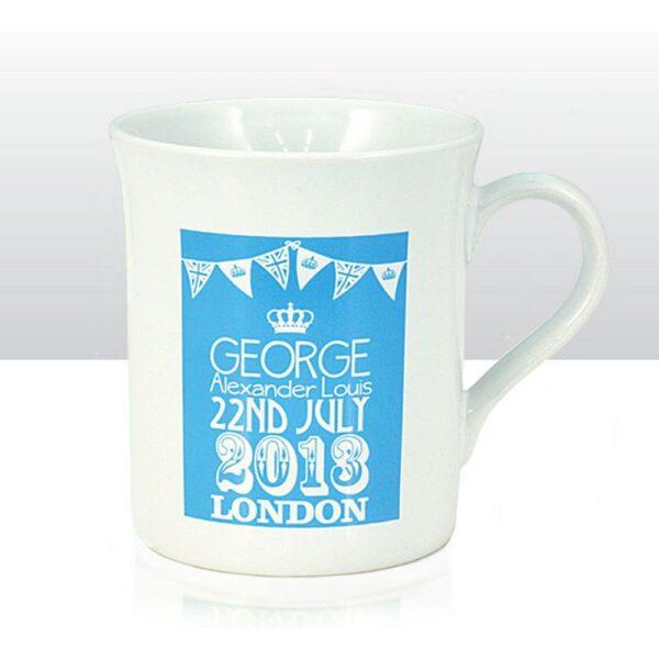 Prince George Mugs