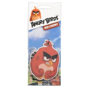 Angry Birds Red Cherry Car Air Freshener