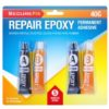 Repair Epoxy Permanent Adhesive 40g 2pk