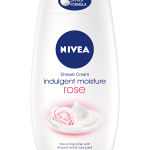 Nivea Shower Cream Indulgent Moisture Rose 250ml